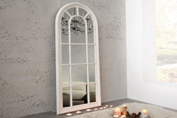 Wandspiegel Castillo 140cm grau vintage weiss