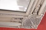 Wandspiegel Speculum 55cm silber