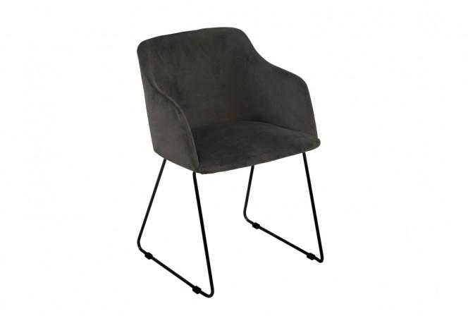 Casablanca- Elegant stol i ECO-läder