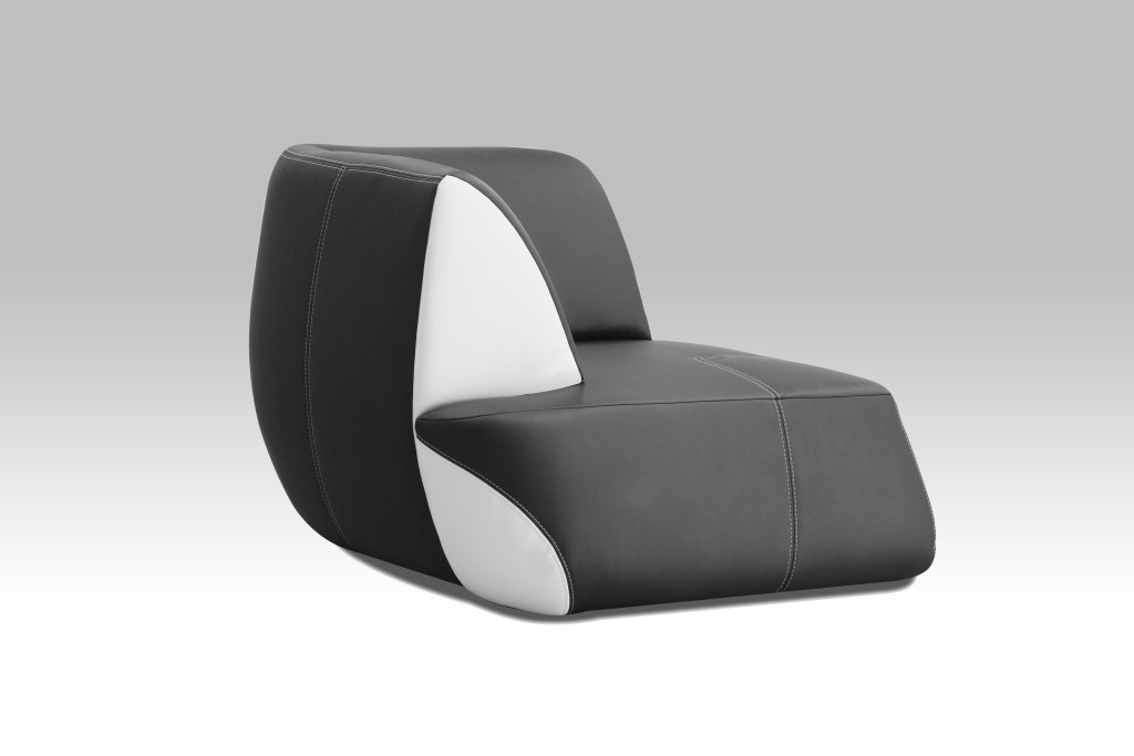 NERO soffa i futuristisk stil