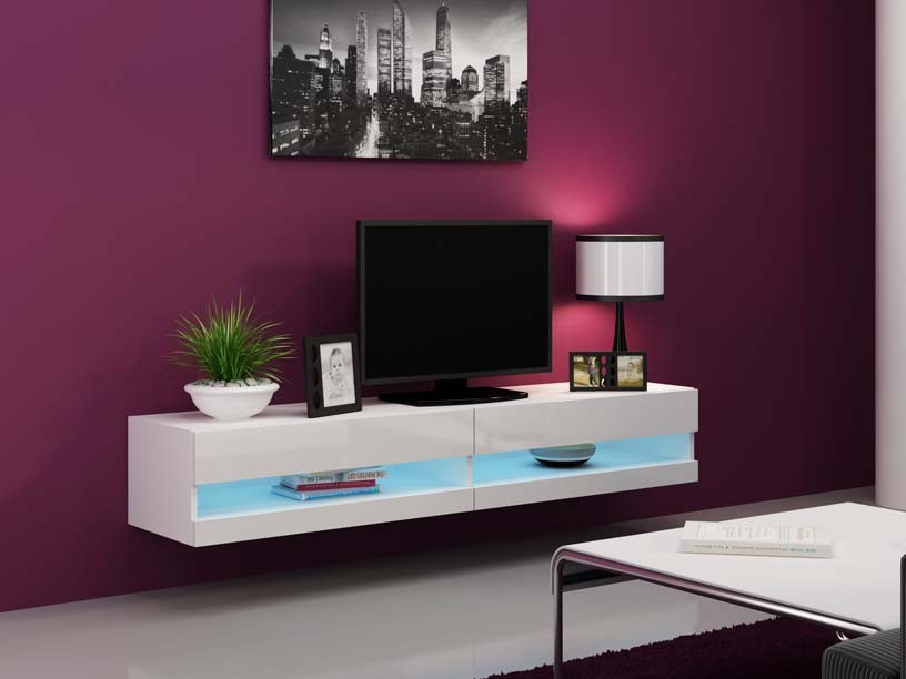 v ggmonterad tv b nk x slide. Black Bedroom Furniture Sets. Home Design Ideas