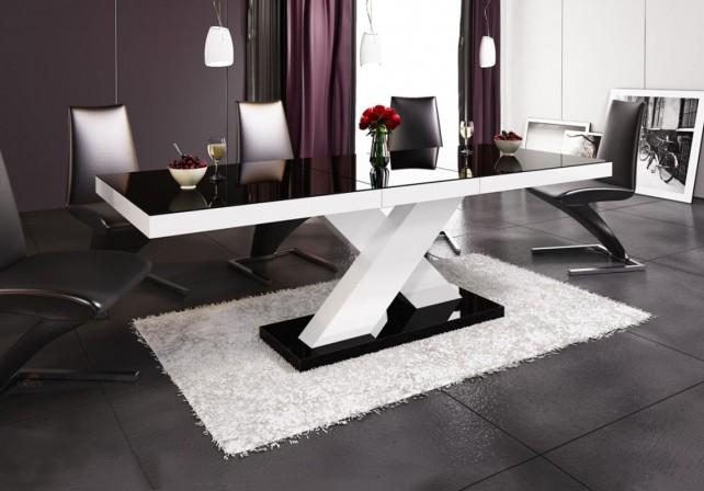 Vicco - Högglans bord, förlängning