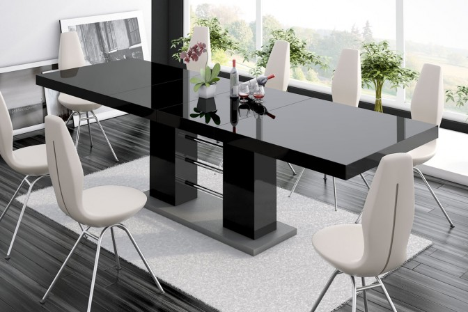LINOSA table 2 black