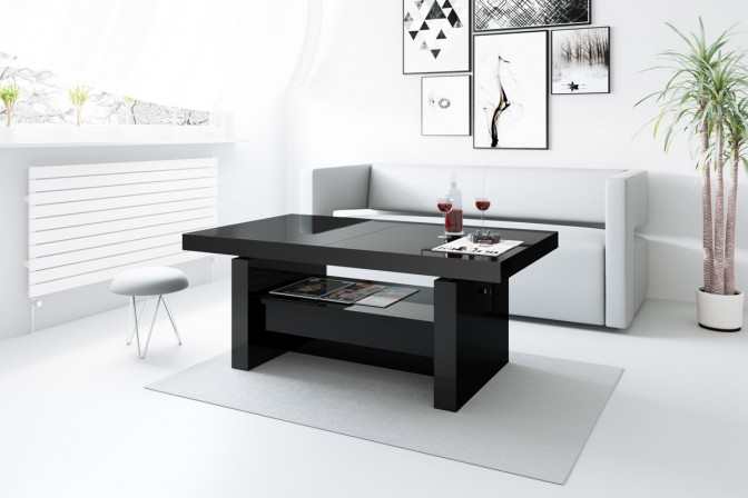 Bench AVERSA black