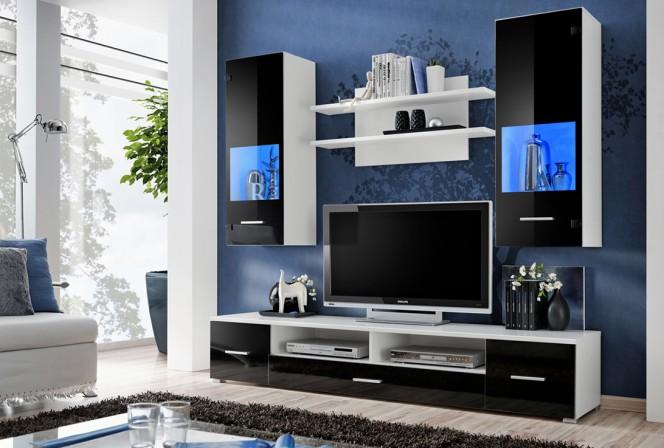LAS VEGAS - TV-möbelgrupp