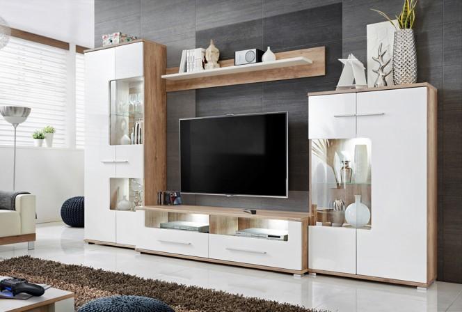SHERPA III - TV-möbelgrupp - mediamöbler