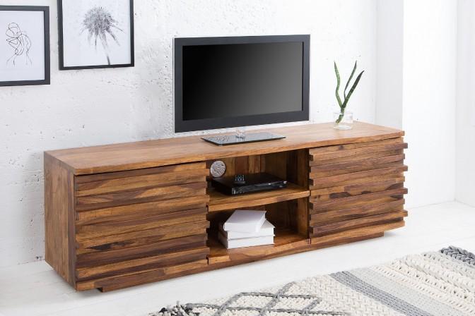 ROP - 150CM TV-BÄNK I SHESHAMTRÄ