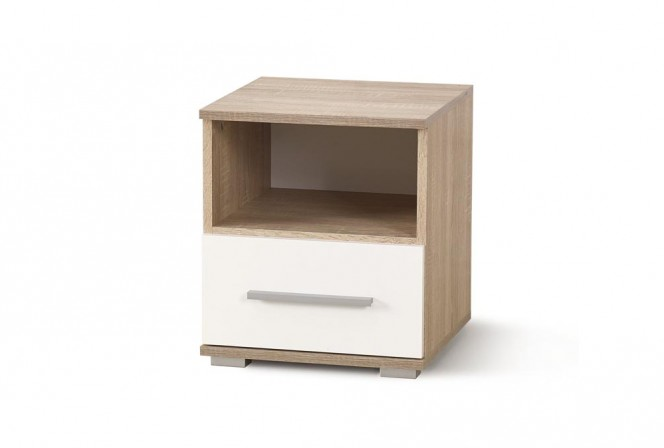 LIMA SN1 bedside table white