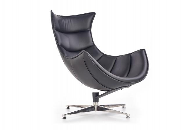 LUXOR lounge chair white