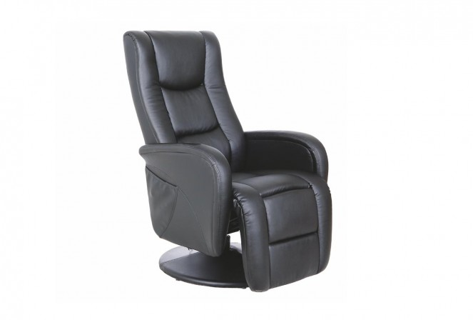 PULSAR recliner with massage and heating function