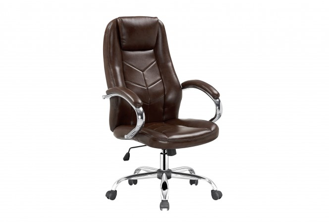 CODY office armchair brown
