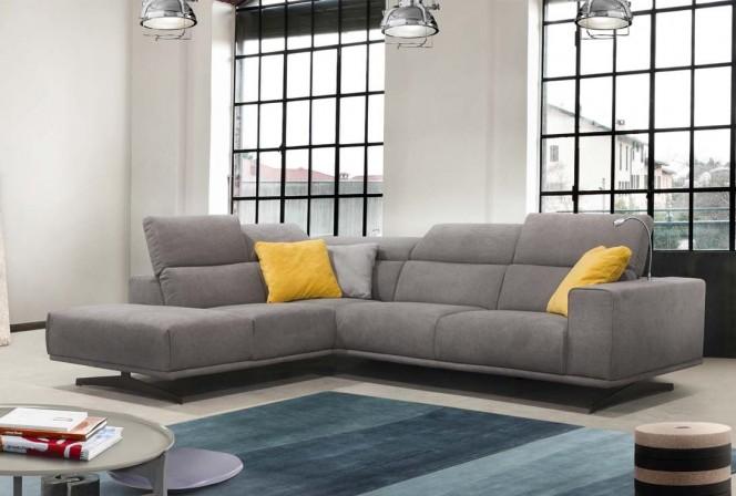 Elliot - Snygg soffa med elegant design