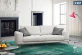 JENNY - soffa i tyg