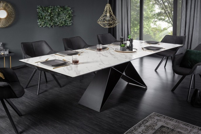 Dining table Prometheus 180-260cm marble