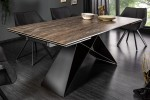 Dining table Prometheus 180-260cm rust