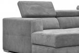 Quartz - modern U-soffa