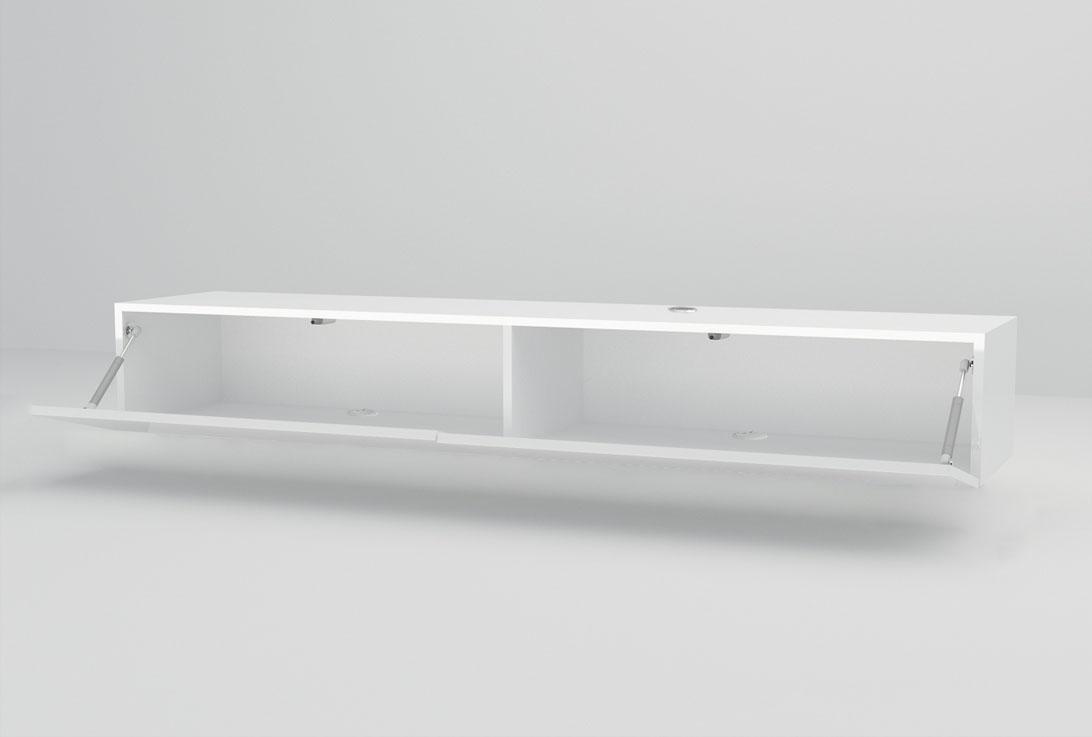Väggmonterad Tv Bänk Slide 200