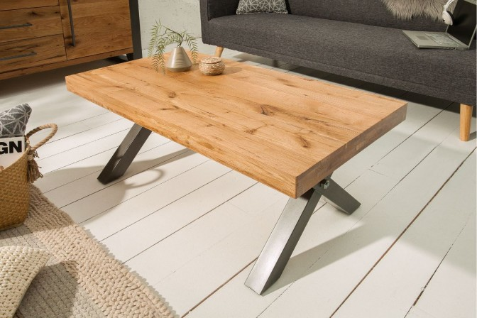 Coffee table Thor 110cm wild oak
