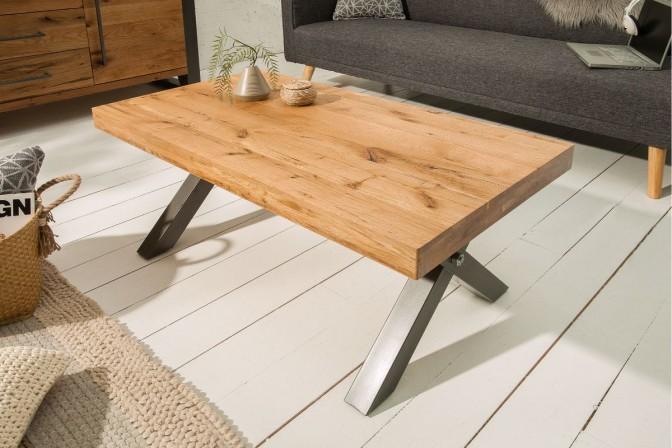 Coffee table Thor 110cm wild oak