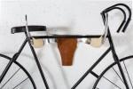 MATADOR - Cykelställ tjurhuvud 50 cm läder