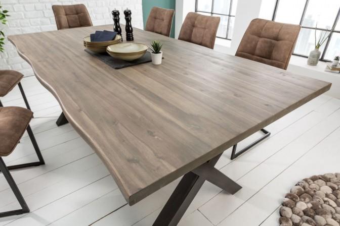 GENESIS matbord akaciaträ 160 cm
