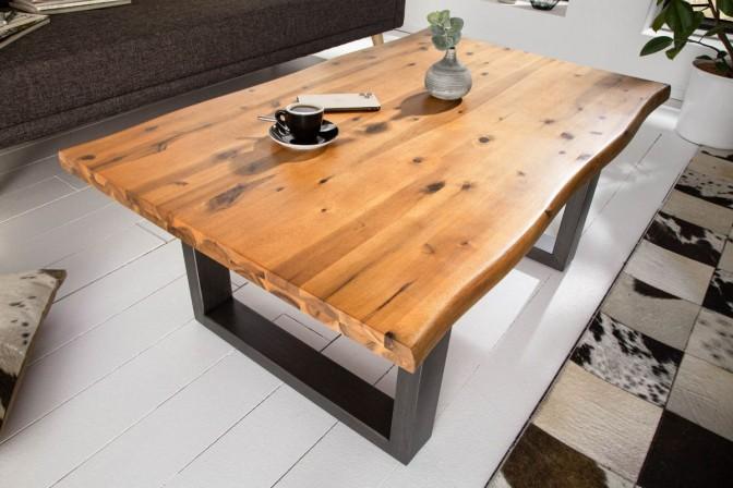 GURU - Handgjort soffbord i akaciaträ
