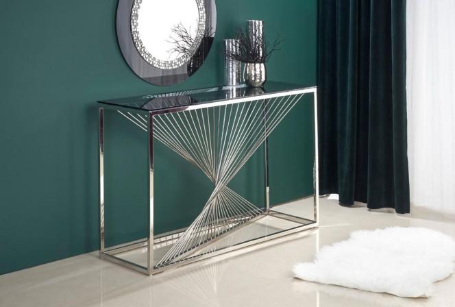 GRANSLOS - Konsol-/sminkbord i häftig design 120x40 cm