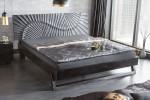 Bed Scorpion 180x200cm mango black