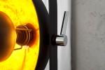 Stehleuchte Studio schwarz gold 3er