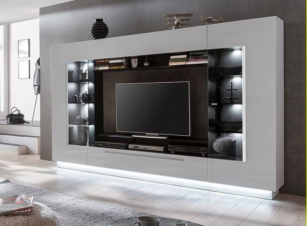 SENSA - Väggmonterad TV-möbel