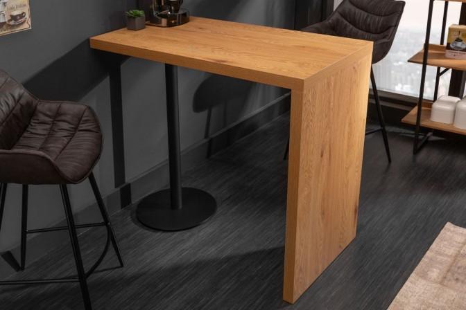 Bar table Magnus oak look