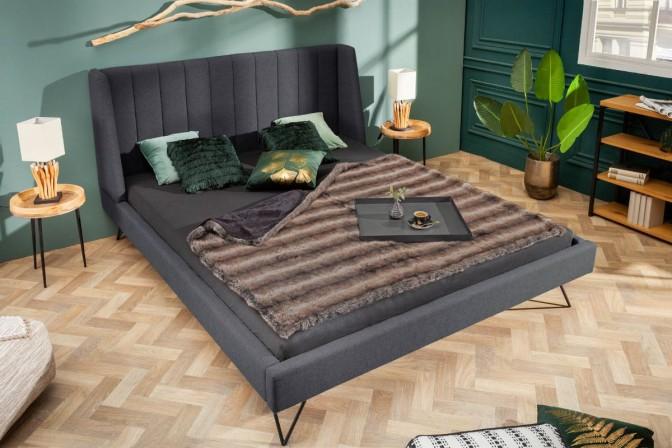 La Beaute bed 180x200cm anthracite