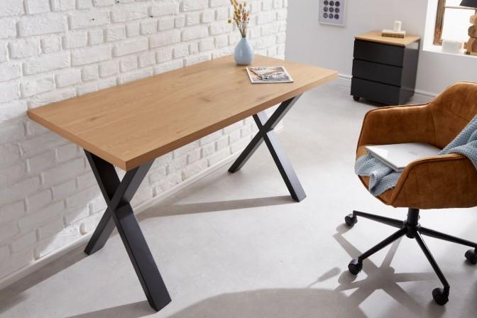 Desk Loft 140cm oak look
