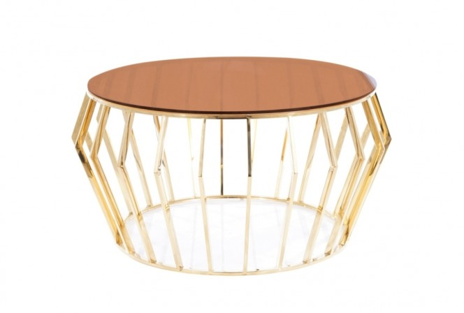 Ariana A table gold