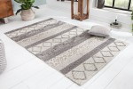 Carpet yarn 240x160 cm gray