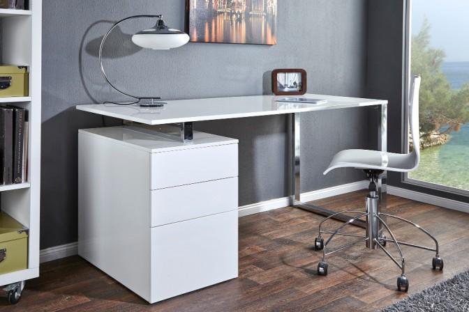 Schreibtisch Compact weiss