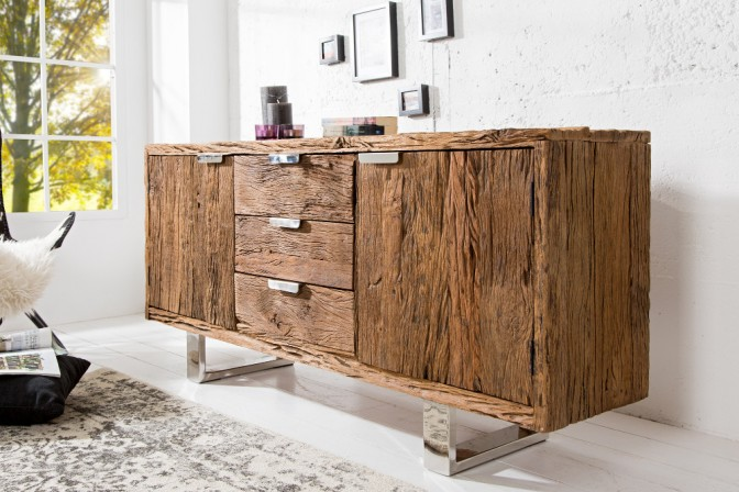 Sideboard Barracuda 160cm RecyclingTeak