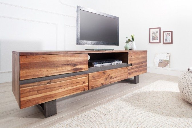 TV Board Genesis 160cm Akazie