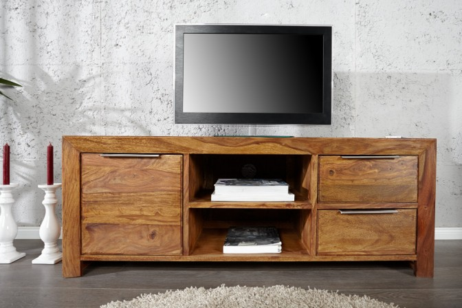 TV-Board Lagos 135cm Sheesham