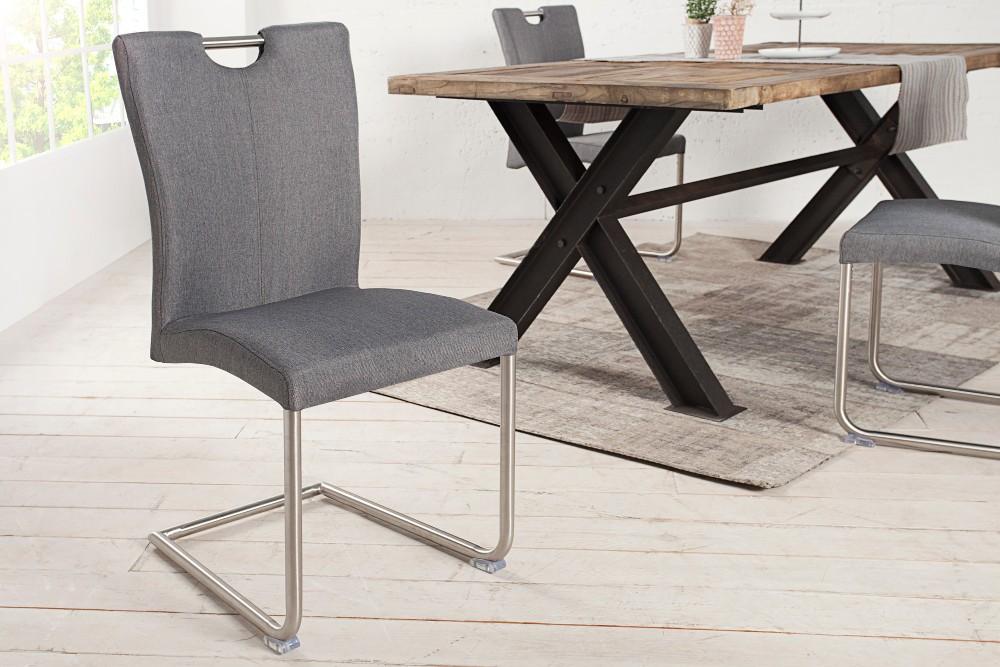 cabra elegant stol med maximal komfort och innovativ design. Black Bedroom Furniture Sets. Home Design Ideas