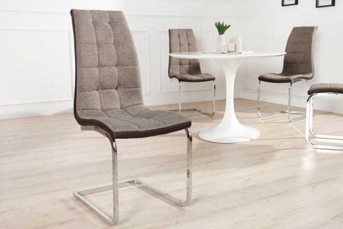LYON - brun stol