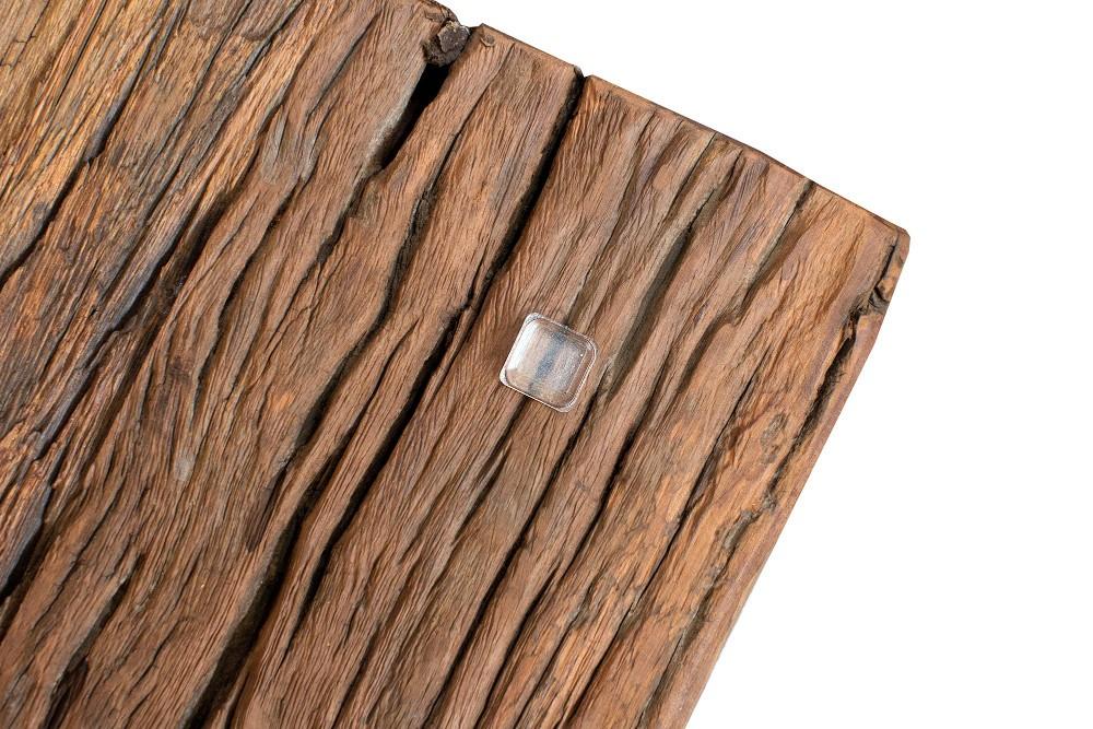 Malibu Rustikt Matbord I Teak, Tillverkat Avåtervunnet Trä